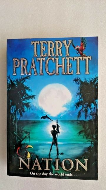 Terry Pratchett: Nation (Paperback 2009) -  A Discworld Novel